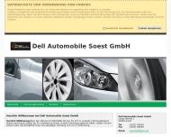 Bild Webseite  Soest