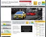 Bild Autohaus G. Becherau GmbH