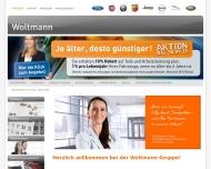 Bild Webseite Woltmann Föhrenstraße Bremen