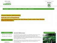 Bild Webseite  Woltersdorf