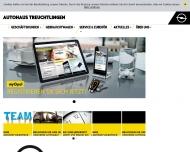 Bild Webseite  Treuchtlingen