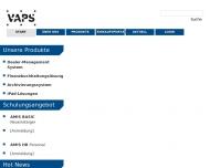 Bild Webseite  Weißwasser