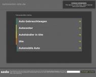 autocenter-ulm.de - nbsp - nbspInformationen zum Thema autocenter-ulm