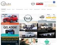 Bild Webseite Schleef Autohaus Bremen