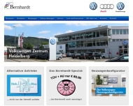 Bild Webseite  Neckargemünd