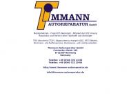 Bild Timmann Autoreparatur GmbH