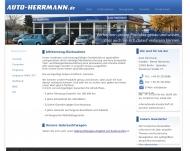 Bild Webseite Herrmann-Autoreparatur Berlin