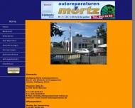 Bild Webseite Mörtz Wolfgang Autoreparaturen Berlin