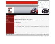 Bild Webseite Auto Halat Nürnberg