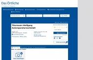 Thiermann Wolfgang Autoreparaturwerkstatt in Sankt Augustin - Das ?rtliche