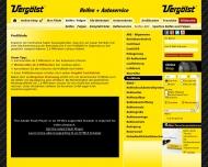 Website Autoservice Löbtauer Straße