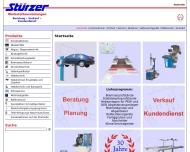 Bild STÜRZER Werkstattausrüstungen