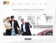 Bild Webseite BWSolution Hamburg