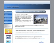 Website Hollmann Peter KFZ-Reparaturmeisterbetrieb