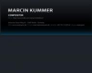 Bild Webseite Kummer Michael Berlin