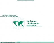 Bild Webseite Clauss & Paschke Hamburg