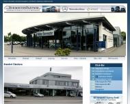 Website Automobilstudio Grüning Verwaltungsgesellschaft