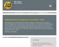 Bild Webseite  Kirchdorf im Wald