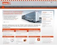 Bild Webseite  Weißenburg in Bayern