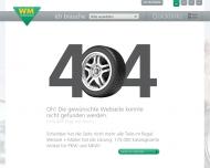 Website Wessels + Müller
