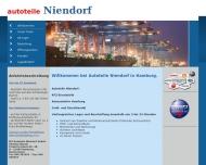 Bild Autoteile Niendorf GmbH Groß- u. Einzelhandel