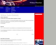 Bild Webseite Wöbse Ernst W. , Hans Autozubehör München
