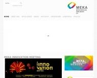 Bild Webseite MEKA Hamburg