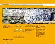 Bild Webseite BRAU-EXPORT G.m.b.H. Hamburg