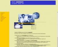 Website Connect Kommunikationssysteme