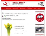 Bild Profi-Rent Autovermietung GmbH
