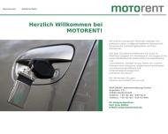 Bild MOTORENT Autovermietung GmbH