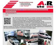 Bild A + R Auto + Reise GmbH Rettungsdienstbedarf