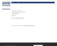 Bild RAPID Biomedizinische Geräte GmbH