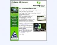 Bild Webseite  Beelitz