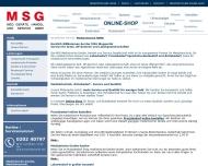 Bild MSG Medizinische Geräte, Handel und Service GmbH.