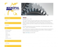 Bild MANOFAL INTERNATIONAL GmbH