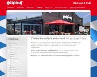 Website Geiping Wilhelm