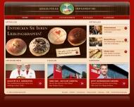 Bild Webseite  Schongau