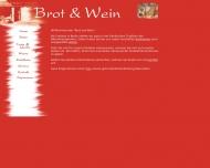 Website der B?ckerei Seitz