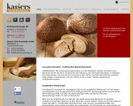 Bild Kaiser's Gute Backstube GmbH