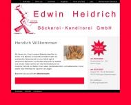 Bild Edwin Heidrich Bäckerei Konditorei GmbH