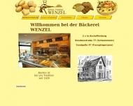 Bild Bäckerei Wenzel GmbH