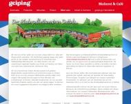 Bild Bäckerei Wilhelm Geiping GmbH & Co. KG