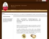 Website Feinbäckerei Otten