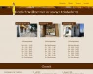 Bild Webseite  Plauen