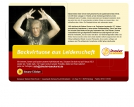 Bild Webseite Bäckerei Drexler Nürnberg