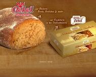 Brot und Backwaren in der B?ckerei Oebel