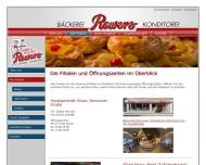 Bild Webseite  Vreden