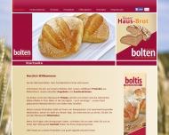 Bild Bäckerei- u. Konditorei Bolten GmbH