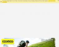 Website Cosmos Bikes & More